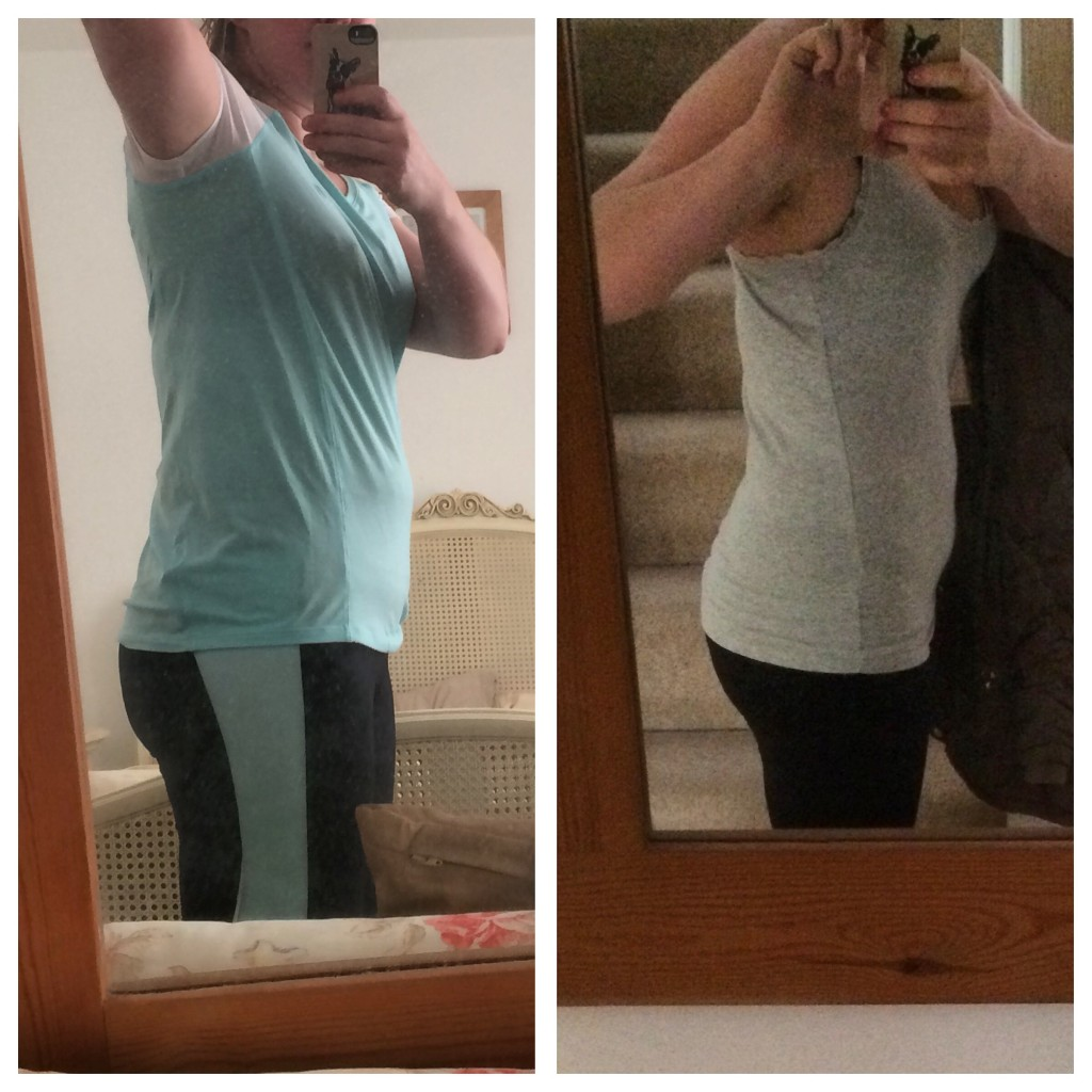 Ten weeks progress