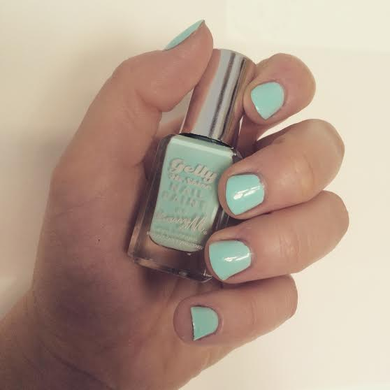 Gelly Hi-Shine Nail Paint by Barry M