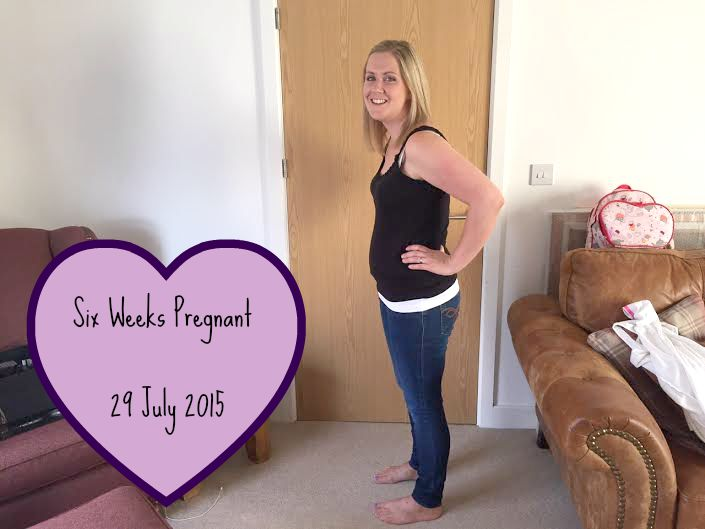Krystal Forscutt reveals baby bump at 39 weeks  Daily