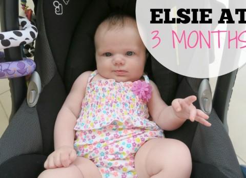 ELSIE 3 MONTHS