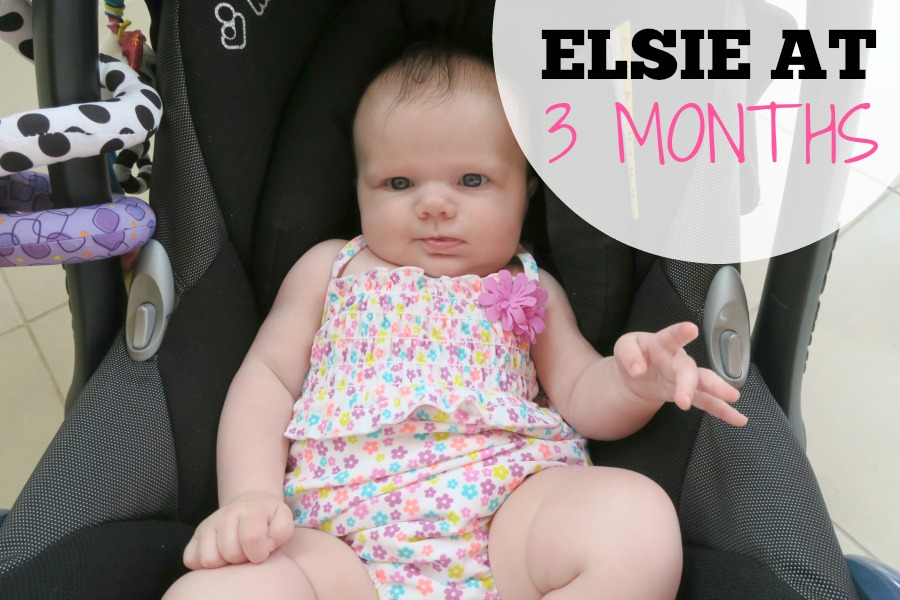 ELSIE 3 MONTHS