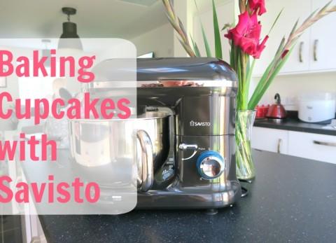baking cupcakes with savisto