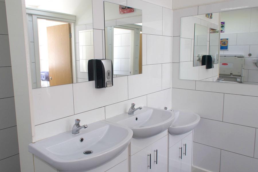 diggerland toilets