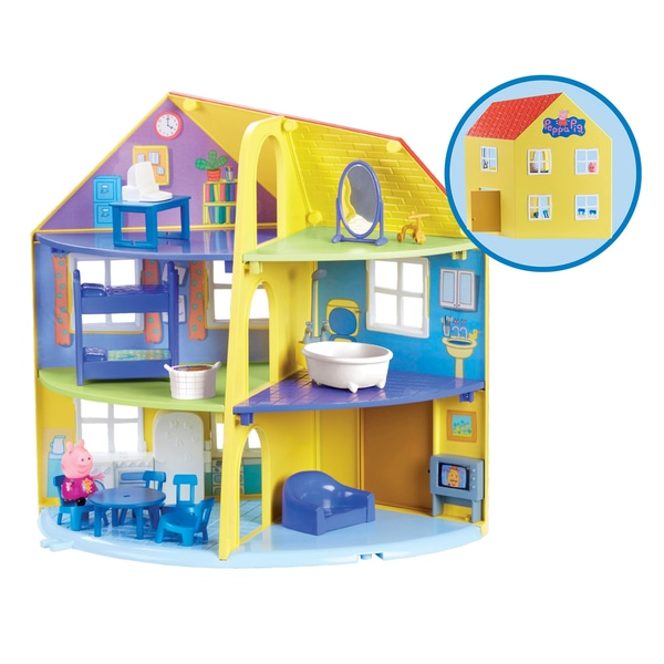 peppa pig dolls house