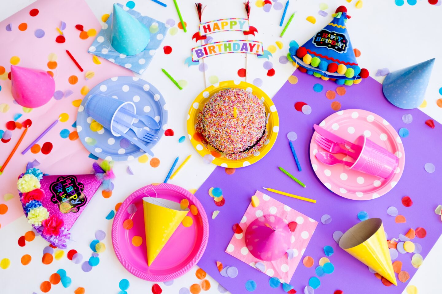 How to throw an epic kids party on a budget!