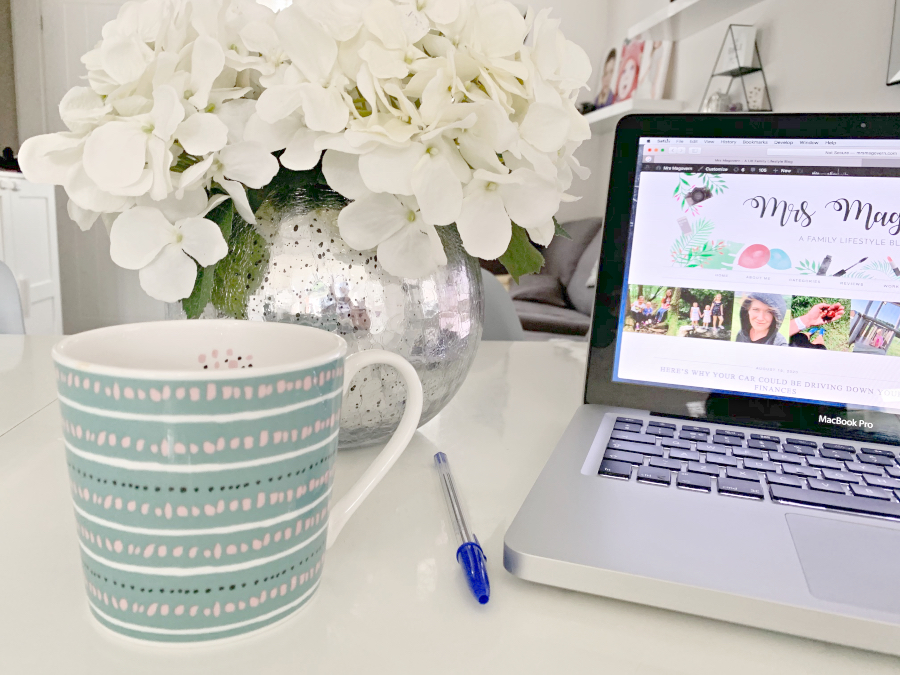 4 WAYS TO SPRUCE UP YOUR BLOG IN A DAY